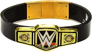 wwe belt bracelet