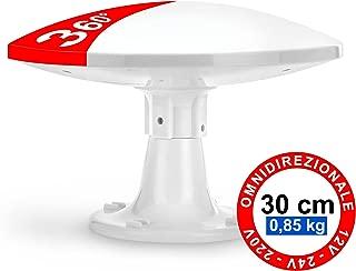 Mejor Antena Autocaravana Omnidireccional de 2020 - Mejor valorados y revisados