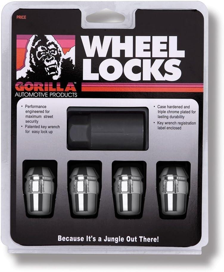 Gorilla Automotive 71641N Acorn Wheel Thread x Cash special 2021 autumn and winter new price 1.50 Locks 14mm