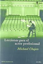 Lecciones para el actor profesional (Artes escénicas)