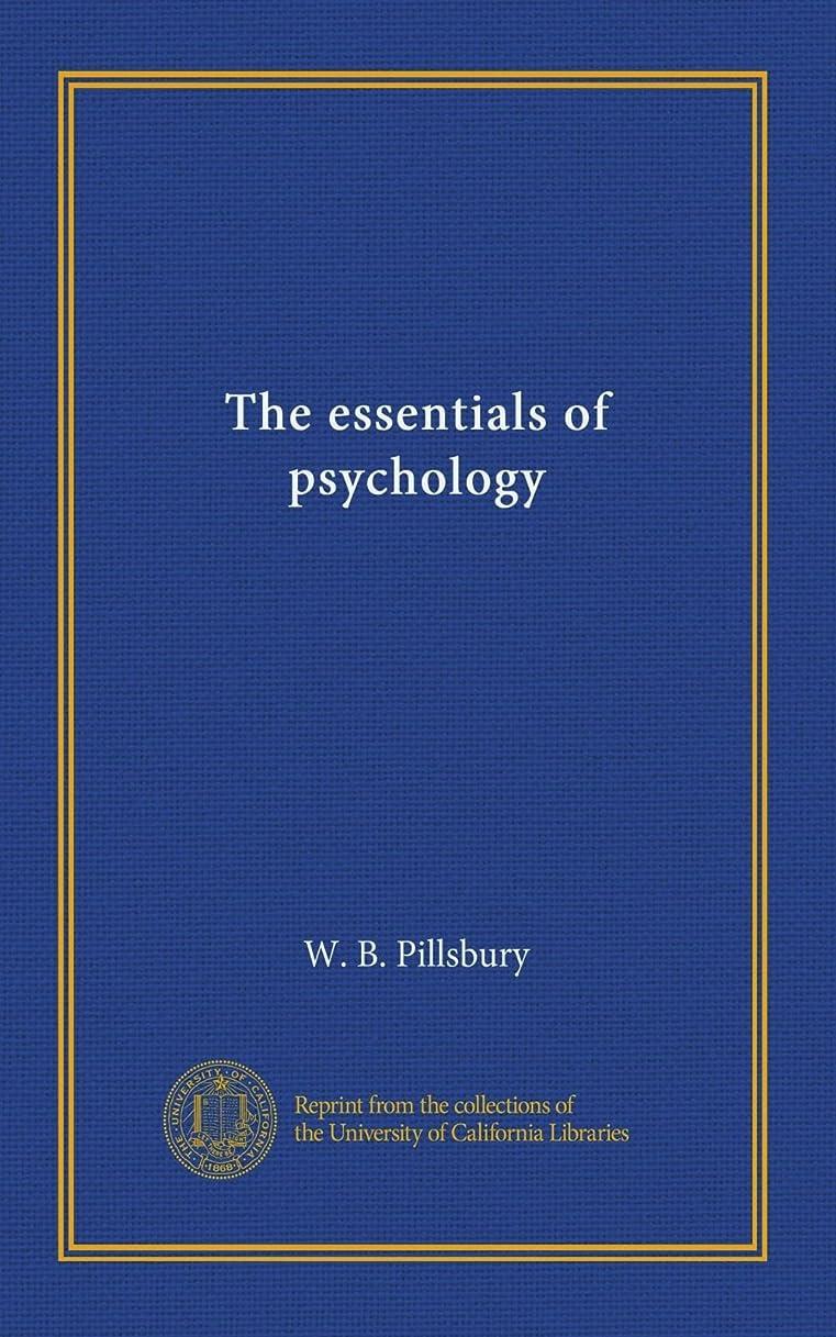パズル体現する脆いThe essentials of psychology
