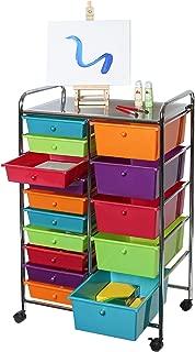 crash cart drawer organizers