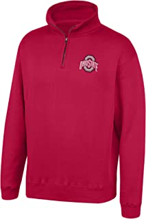 Top of the World NCAA Men's Team Color Classic Quarter Zip Pullover