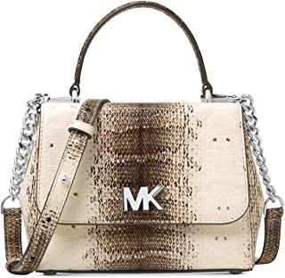 MICHAEL Michael Kors Small Mott Top-Handle Satchel