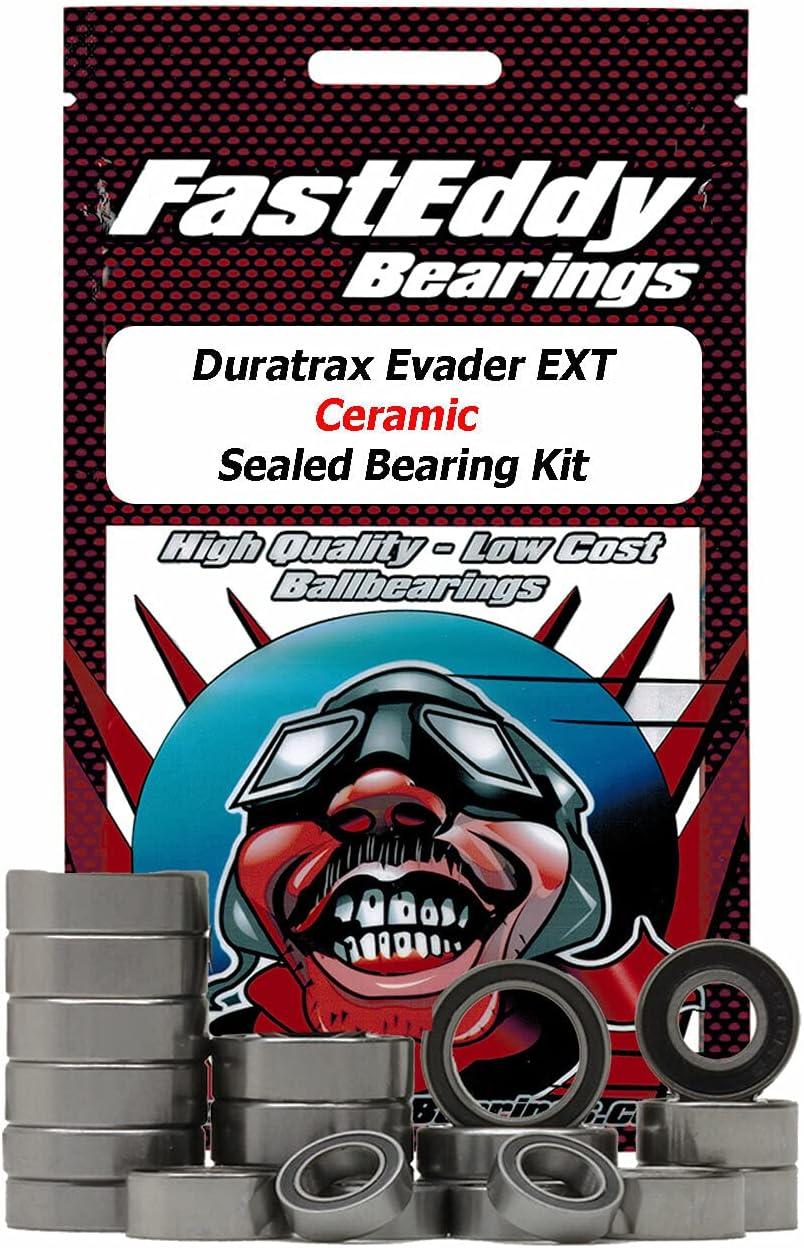 Duratrax Low price Evader EXT Ceramic Kit Max 71% OFF Sealed Bearing