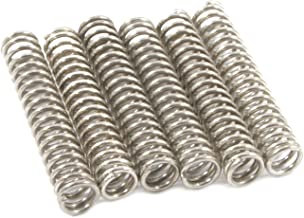Forney 72604 Wire Spring Compression, 3/16-Inch-by-1-Inch-by-.028-Inch, 6-Pack