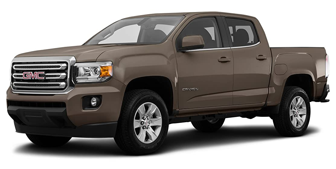 2016 gmc canyon reviews images and specs. Black Bedroom Furniture Sets. Home Design Ideas