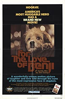 For The Love of Benji 1977 Authentic 27