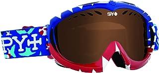 Spy Optic Targa Mini Snow Goggles, Party Sharks Frame, Bronze Lens