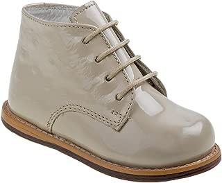 Josmo 2-8 * 鸵鸟步行鞋(米色漆 Ostrich,7)