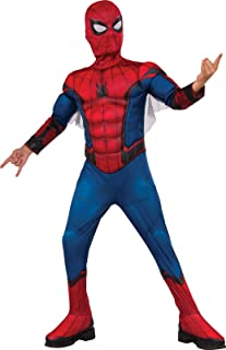 Spider-Man Homecoming - Spider-Man Muscle Chest Children's Costume
