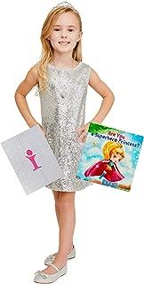 iSparkle Little Princess Sparkler Dreambox – 4 Piece Deluxe Dress-Up Set
