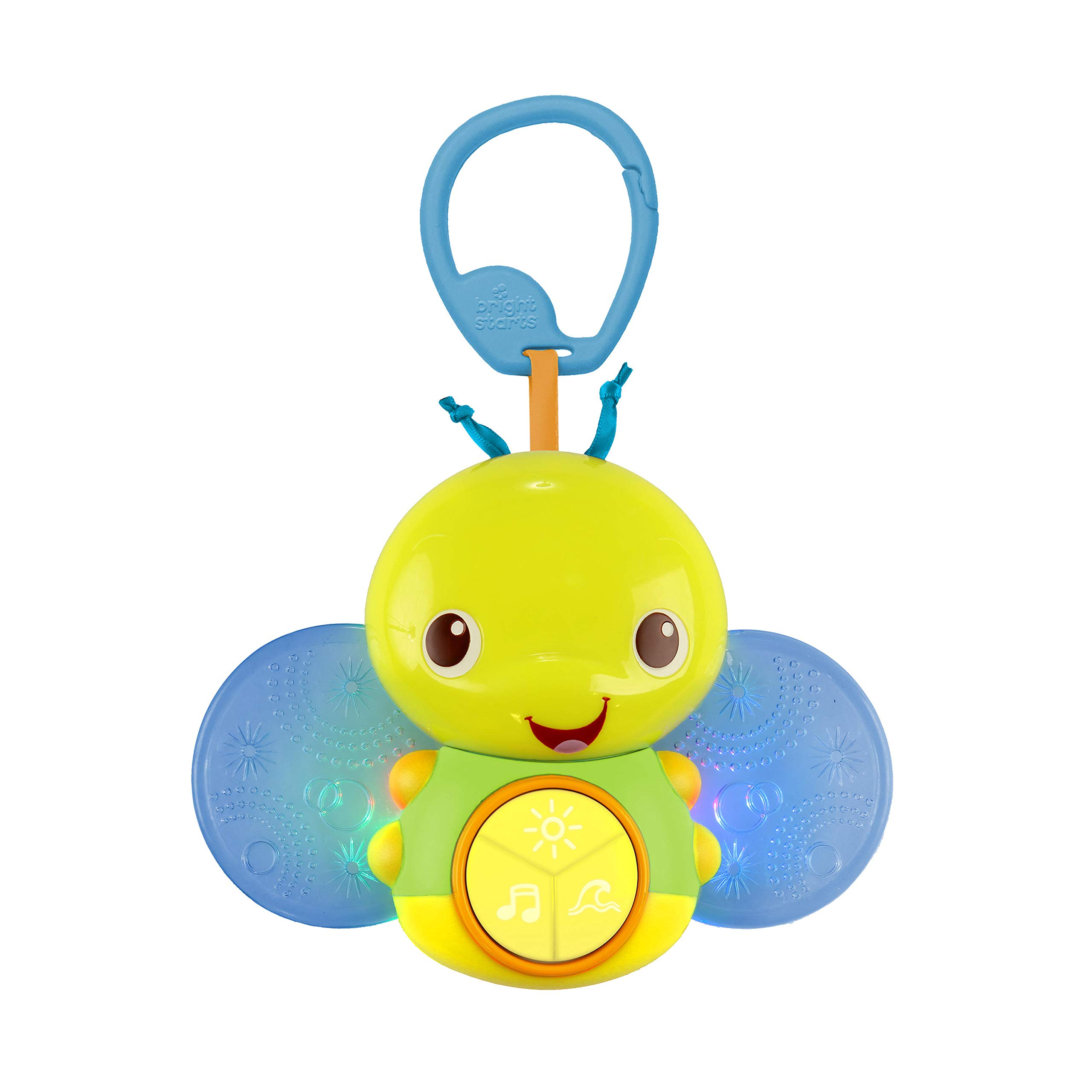 Kimy Owl Tumbler Hanging Rattle Toys for 3-12 month old baby Best Gifts