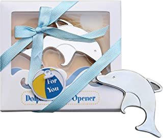 dolphin wedding favors