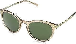 Sunglasses Michael Kors MK 2023 330271 BROWN TRANSPARENT