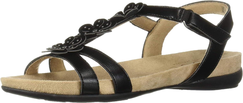 SOUL Naturalizer Women's Alivia Flat Sandal