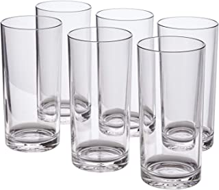 Best water glasses plastic Reviews