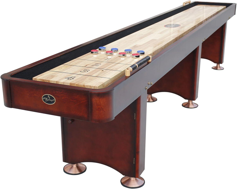 1着でも送料無料 ストアー Playcraft Georgetown Shuffleboard Table