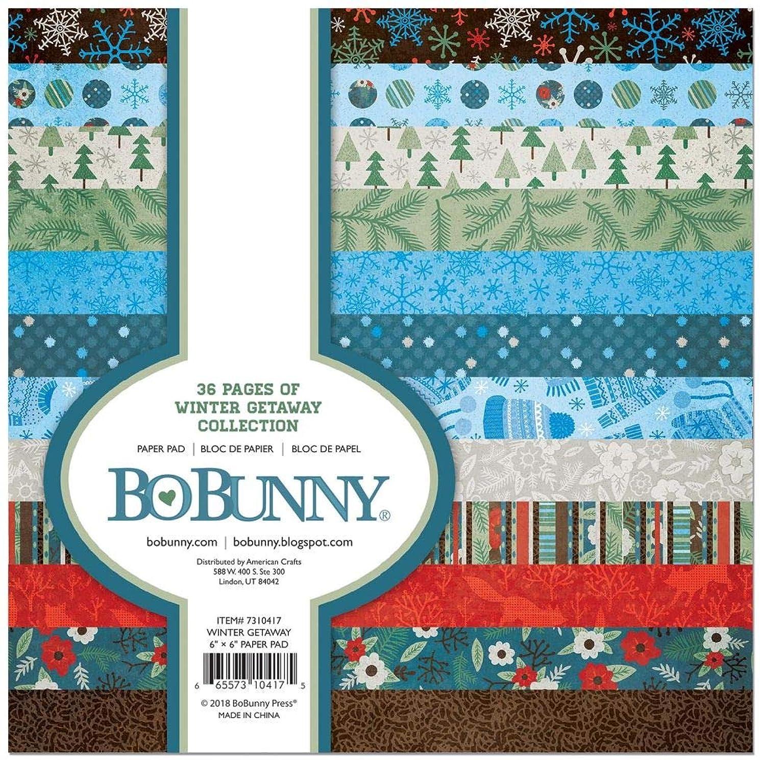 Bo Bunny 7310417 pad Paper Multi