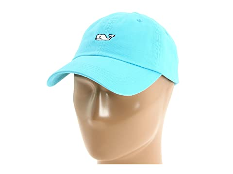 Vineyard Vines Whale Logo Baseball Hat at Zappos.com 81274eee9da3