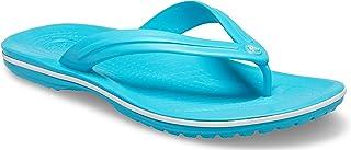 Crocs Crocband Flip, Infradito Unisex – Adulto, Blu (Digital Aqua), 48/49