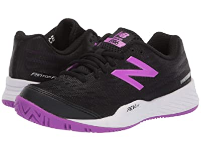 New Balance WCH896v2 (Black/Voltage Violet) Women
