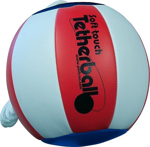 servicio honesto Park & Sun Sun Sun Teterball Deportivo de Tacto Suave con cordón de Nailon de 17,78 cm y Clip  precios mas baratos