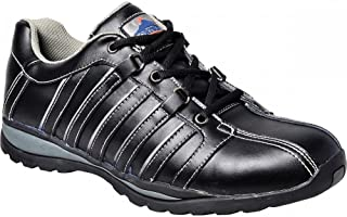 Portwest Fw33 ARX Zapatillas de seguridad 40, color negro, talla 40