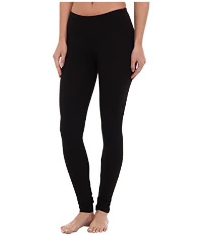 Splendid Modal Leggings (Black) Women