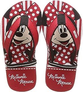 Minnie Girl's Mnpgff2153 Flip-Flops