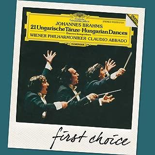 Brahms: Hungarian Dance No.15 in B flat