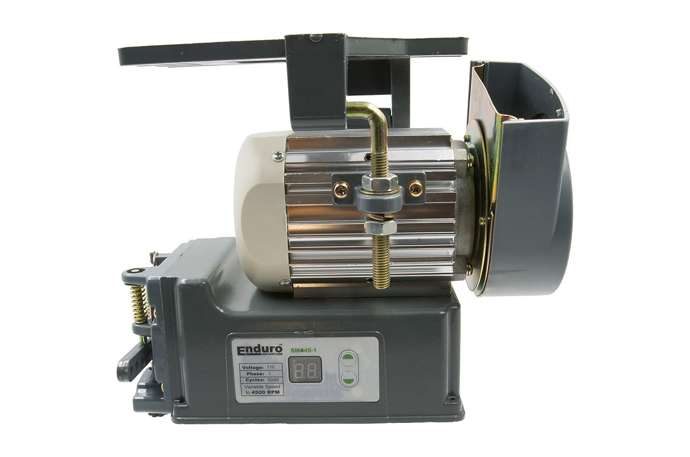 Sewing Machine Motor - Enduro Advantage 110-Volt Single Phase Servo Sewing Machine Motor