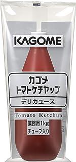 カゴメ トマトケチャップ デリカユース 1kg×4個