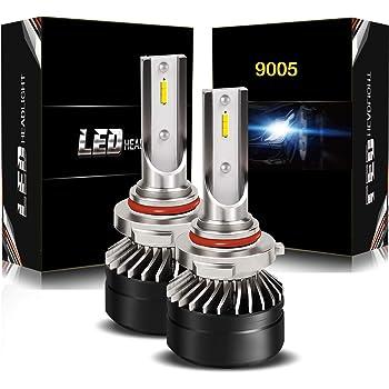 120W Xenon White CSP H11 H8 LED Bulbs Fog Lights For Honda Accord Civic CRV FIT