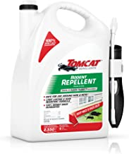 Tomcat Repellents Rodent Repellent Ready-to-Use with Comfort Wand, 1 gal.