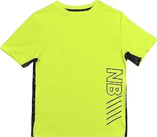 New Balance 男童短袖Cationic T 恤