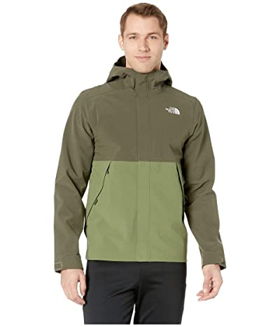The North Face Apex Flex DryVenttm Jacket (New Taupe Green/Four Leaf Clover) Men