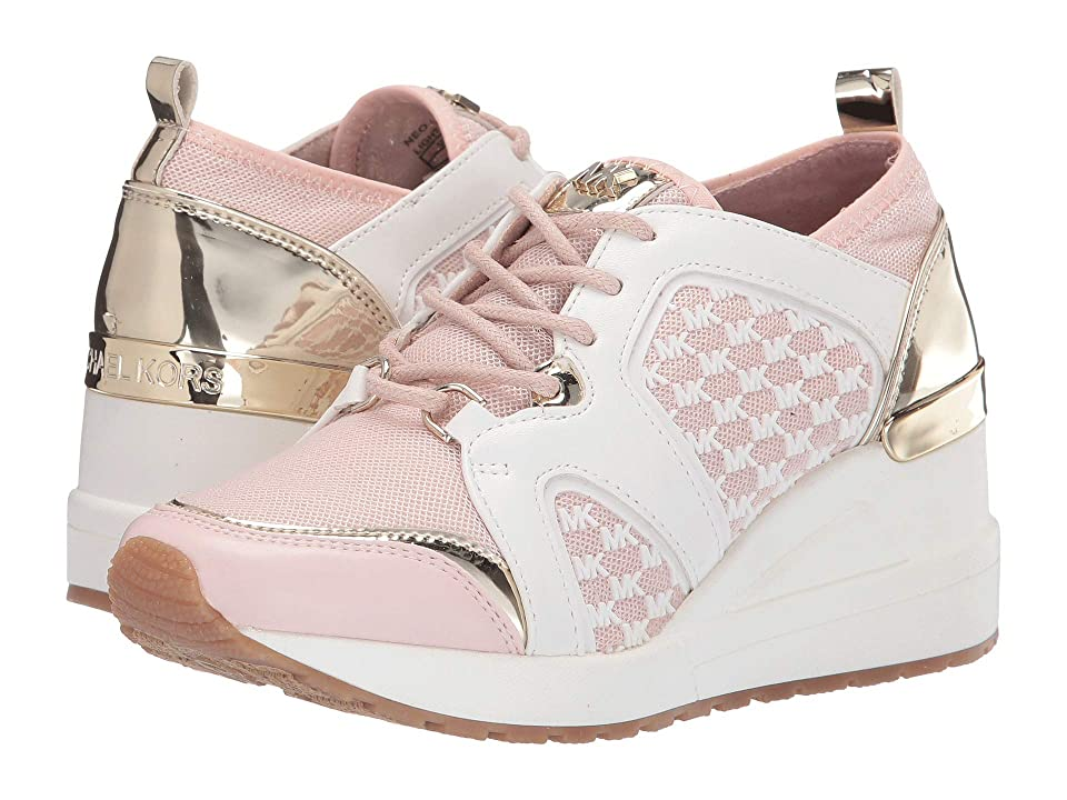 6ca2188586af26 MICHAEL Michael Kors Kids Neo Cali (Little Kid Big Kid) (Blush) Girl s Shoes