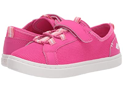 Sperry Kids Abyss A/C Washable (Toddler/Little Kid) (Hot Pink) Girl