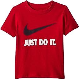 Nike Kids - Just Do It Swoosh Tee (Toddler)
