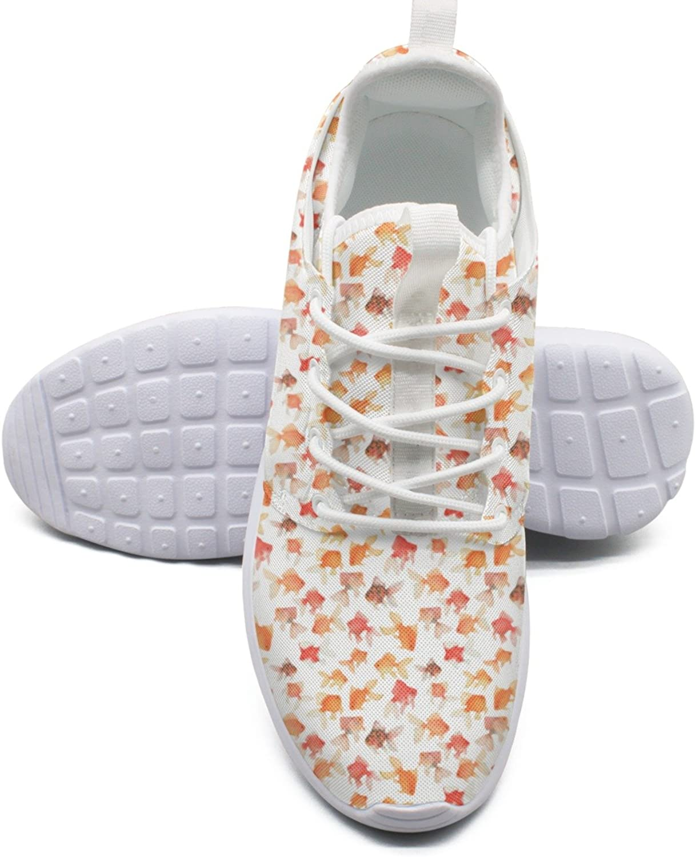 Small goldfish Woman's New Fashion Running shoes Climbing Cute
