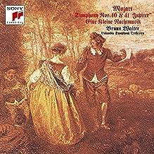 Mozart: Symphonies 40 & 41 Jupiter