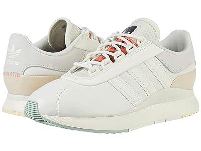 adidas Originals SL Fashion (Cloud White/Cloud White/Linen) Women