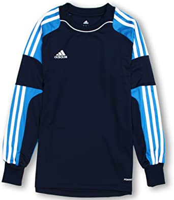adidas Youth Revigo 13 Goalkeeper Jersey - Navy Blue