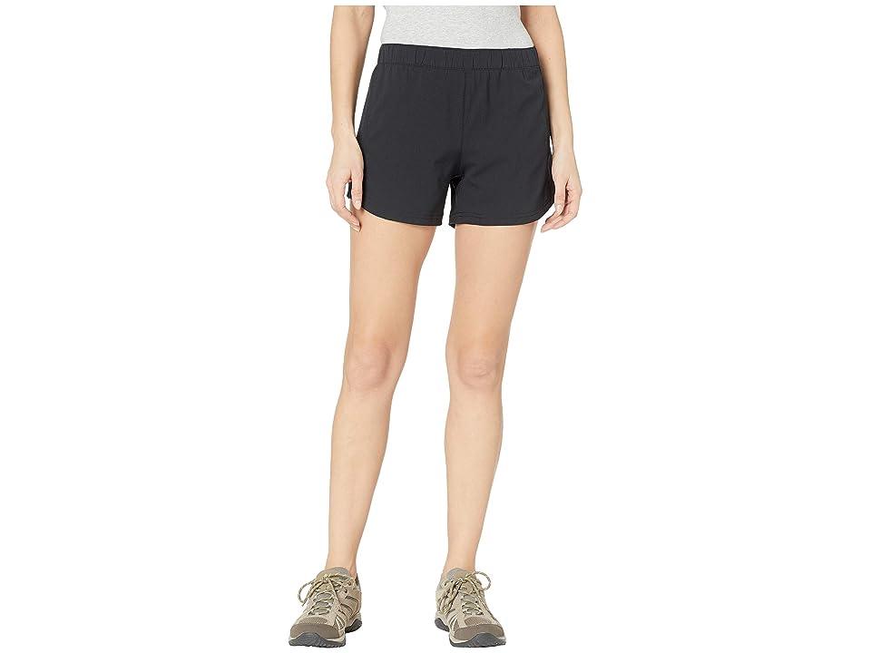 Columbia PFG Tamiamitm Pull-On Shorts (Black) Women