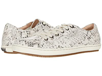 Taos Footwear Onward (Whte Snake) Women