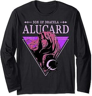 Castlevania Alucard Son Of Dracula Triangle Manche Longue