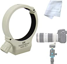 JJC Tripod Collar Mount Ring Replaces Canon Tripod Ring A-2, for Canon EF 70-200mm f/4L, Canon EF 70-200mm f/4L is, Canon EF 70-200mm f/4L is II USM Lens