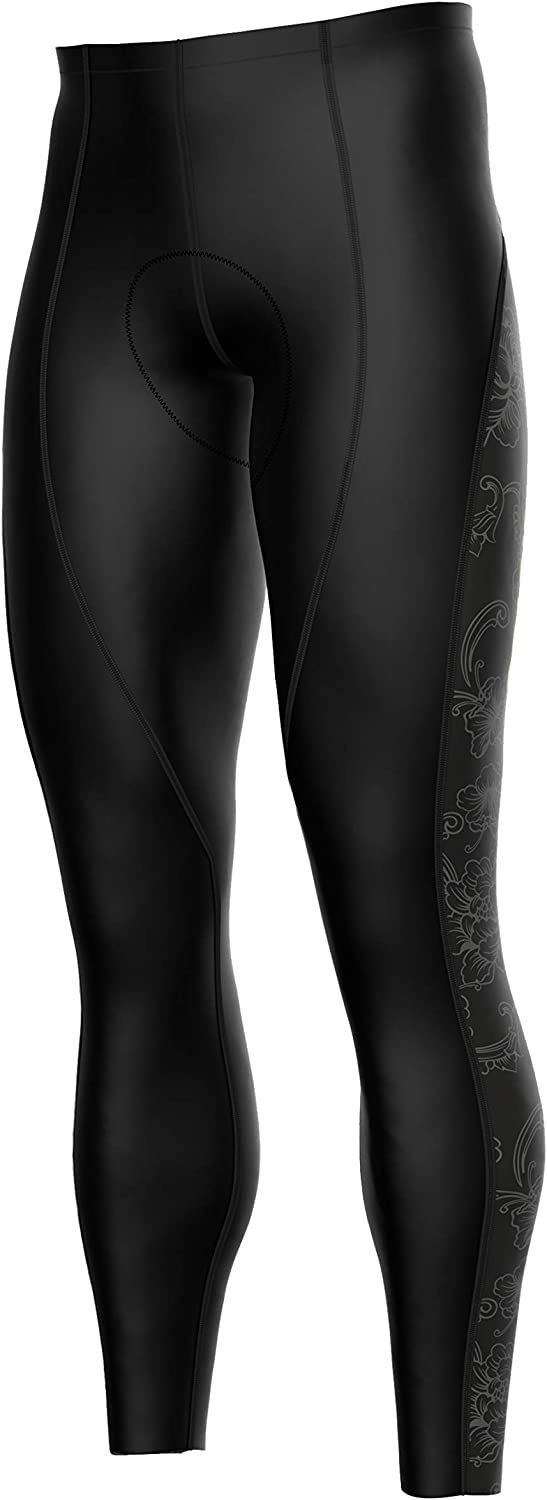 Sparx Men's Super Roubaix Thermal Pan Bicycle gift Bike Quantity limited Cycling Tight
