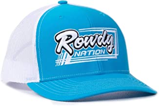 rowdy nation hat